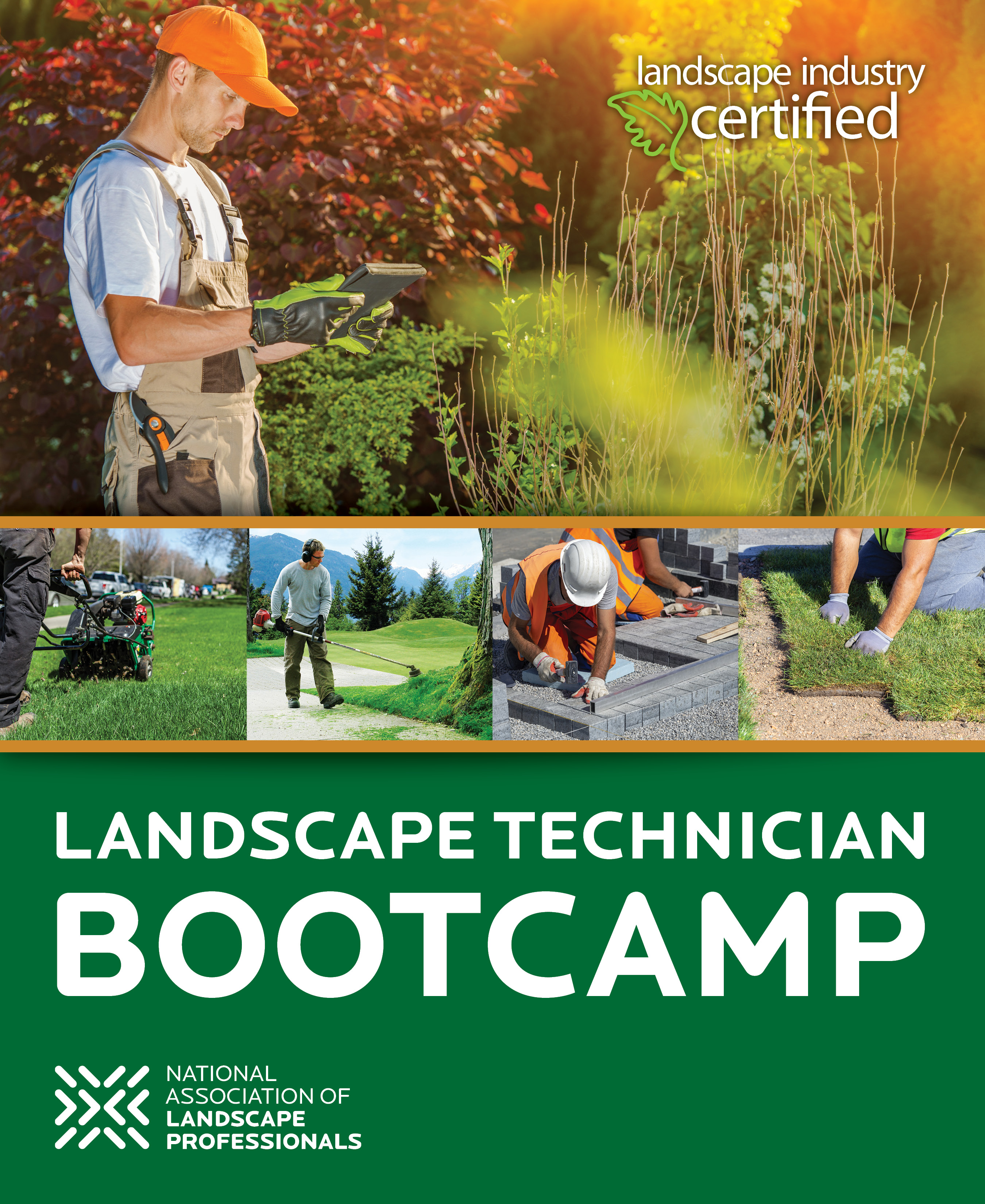 Landscape Technician Bootcamp Manual (Contractors)