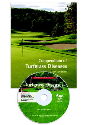 Compendium of Turfgrass Diseases - Book & CD