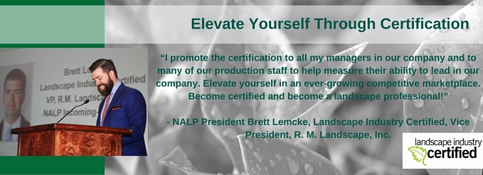 Elevate Through Certification