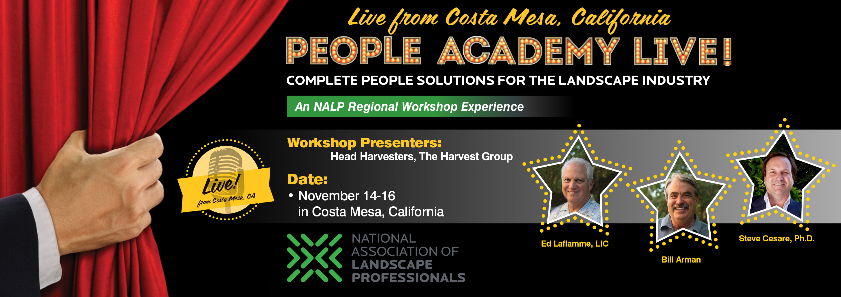 NALP Peoples Academy Live