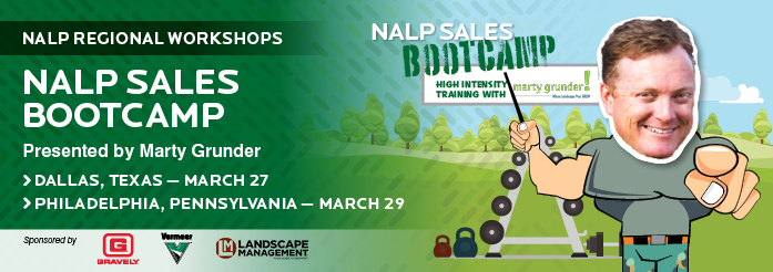 NALP Sales Bootcamp with Marty Grunder