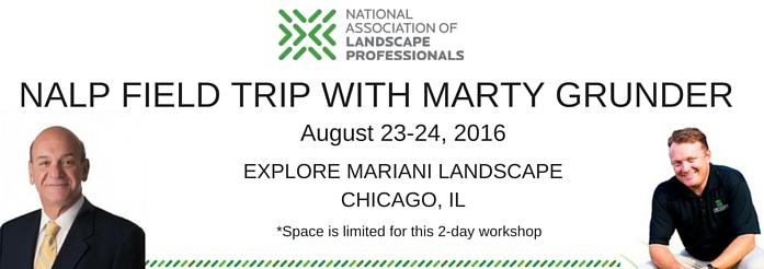 NALP Field Trip with Marty Grunder