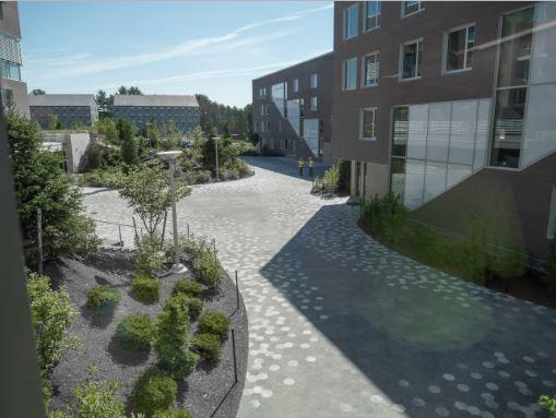 Amherst College - Greenway Dormitories